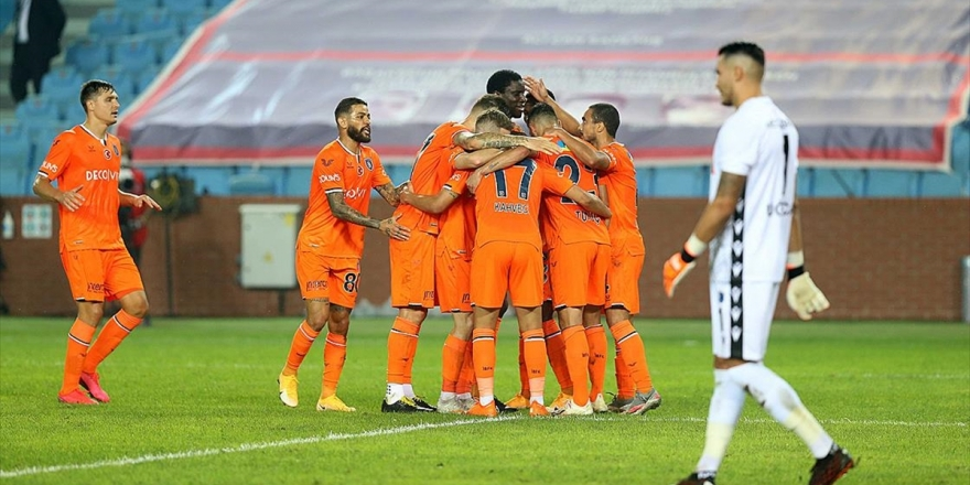 Medipol Başakşehir Deplasmanda Trabzonspor'u Yendi