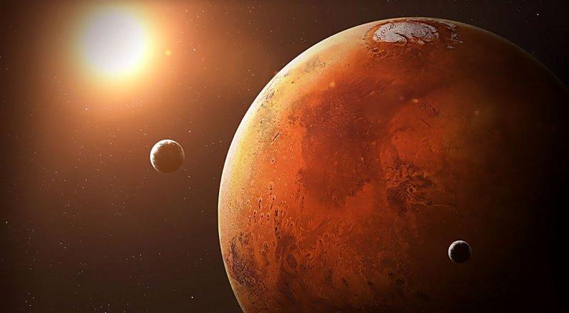 SPACEX CEO'SU ELON MUSK, KIZIL GEZEGEN MARS'IN YÜZEYİNDE KURULACAK İLK ÜSSÜN HANGİ BÖLGEDE OLACAĞINI AÇIKLADI