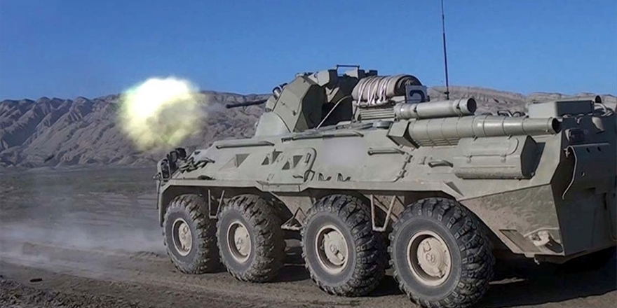 Azerbaycan Ordusunun Topraklarını Kurtarmak İçin Başlattığı Operasyonlar Sürüyor