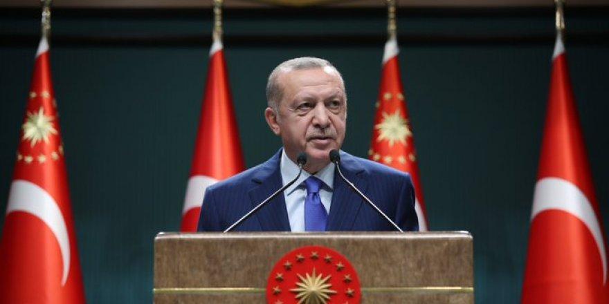 Cumhurbaşkanı Erdoğan'dan faiz mesajı: