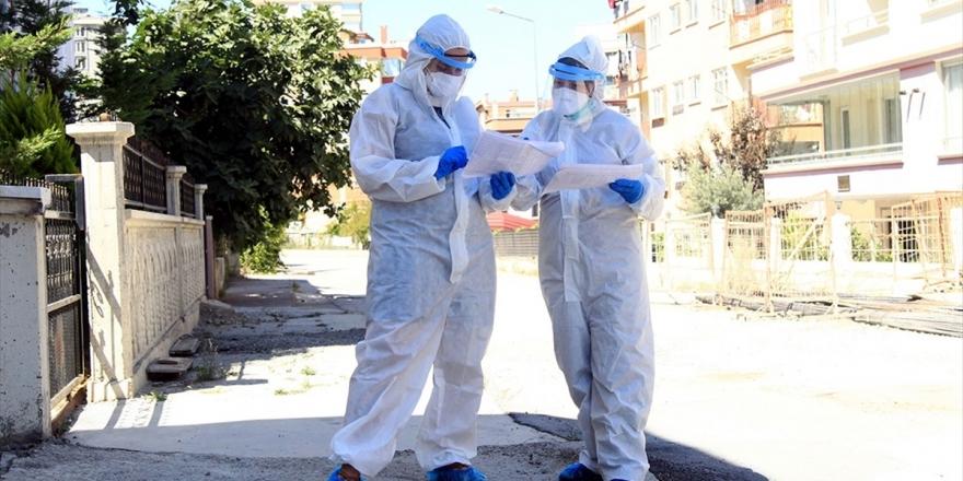 Türkiye Genelinde Kovid-19 Görülme Sıklığı Araştırmasının İkincisi Başladı