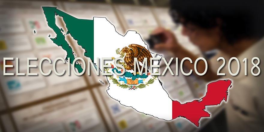 Meksika'da kanlı seçim: 136'sı  aday 25 bin kişi öldürüldü