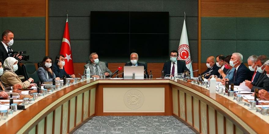 Enerji Alanında Düzenlemeler İçeren Kanun Teklifi Komisyonda Kabul Edildi