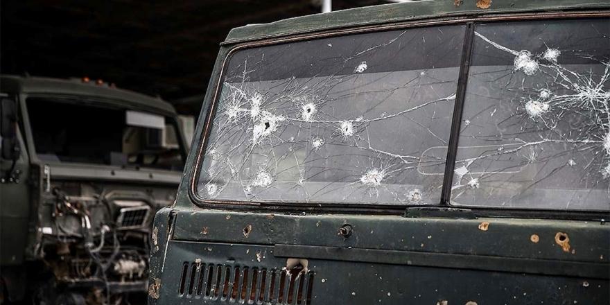Ermenistan Güçleri Gubadlı İstikametinde Bazı Önemli Tepe Ve Mevzilerden Kayıp Vererek Geri Çekildi