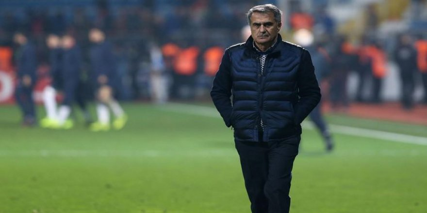 İşte Beşiktaş'ın Şenol Güneş Kararı