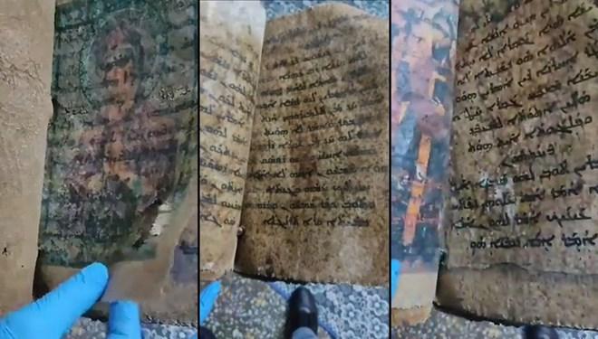 Gaziantep'te ele geçirilen İncil'in tarihi eser niteliğinde olmadığı belirlendi