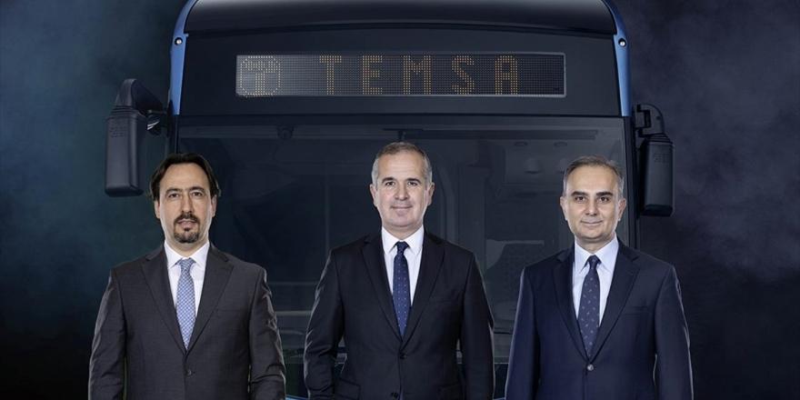 Sabancı Ve Skoda Transportation Güçlerini Temsa İçin Birleştirdi