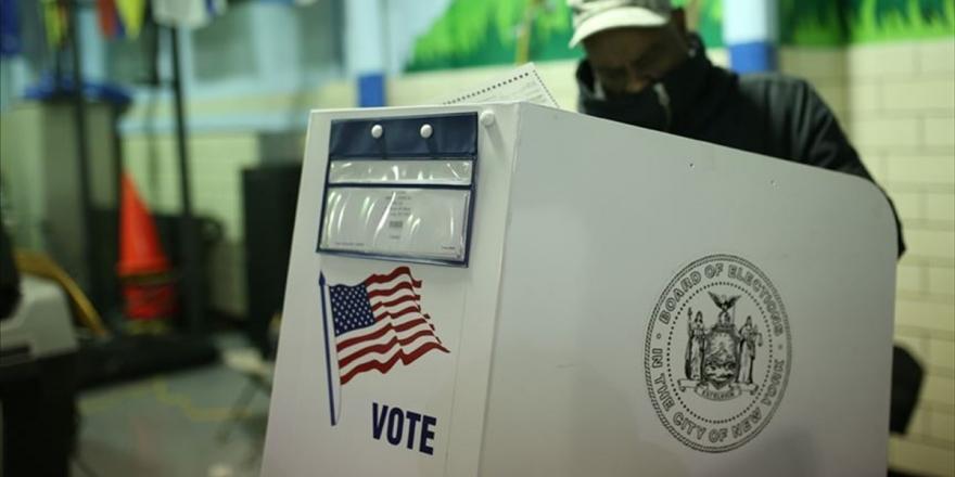 ABD'de Başkanlık Seçimleri İçin Şu Ana Kadar 50 Milyona Yakın Oy Kullanıl