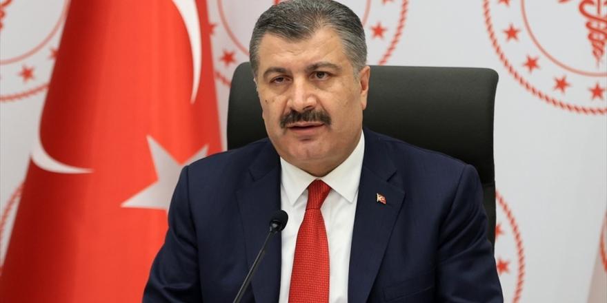 Sağlık Bakanı Koca: Salgın Anadolu'da İkinci Zirve Döneminde