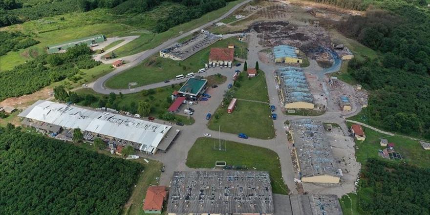 Havai Fişek Fabrikasındaki Patlamaya İlişkin 7 Şüpheli Hakkında 22 Yıl 6'şar Ay Hapis Cezası İstendi