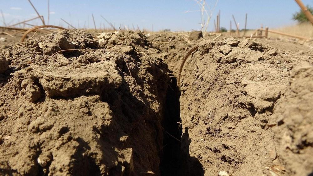 Trakya'da son 91 yılın en kurak dönemi