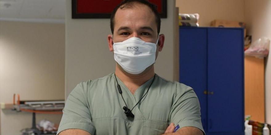 'Bilinci Açık Kovid-19 Hastasını Entübe Etmemek İçin Her Şeyi Yapıyoruz'