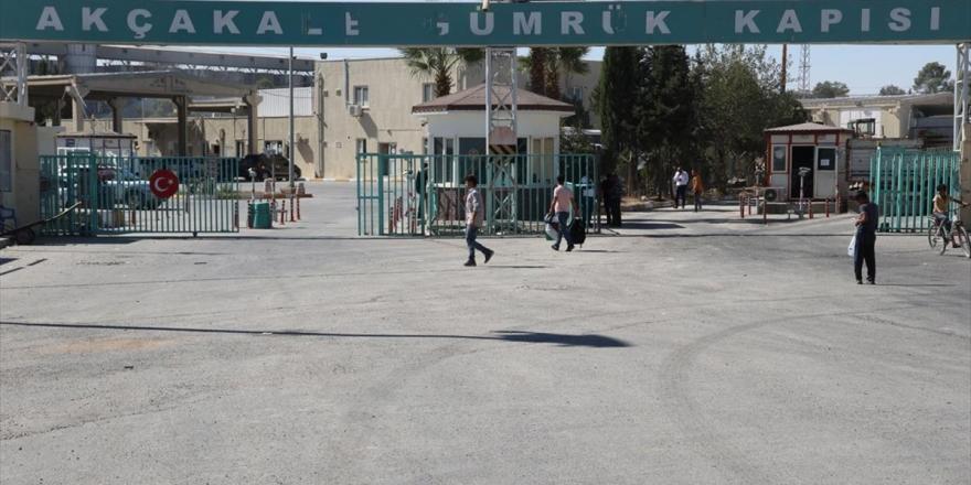 Sınır Hattında Suriye Ticaret Merkezi Kurulacak