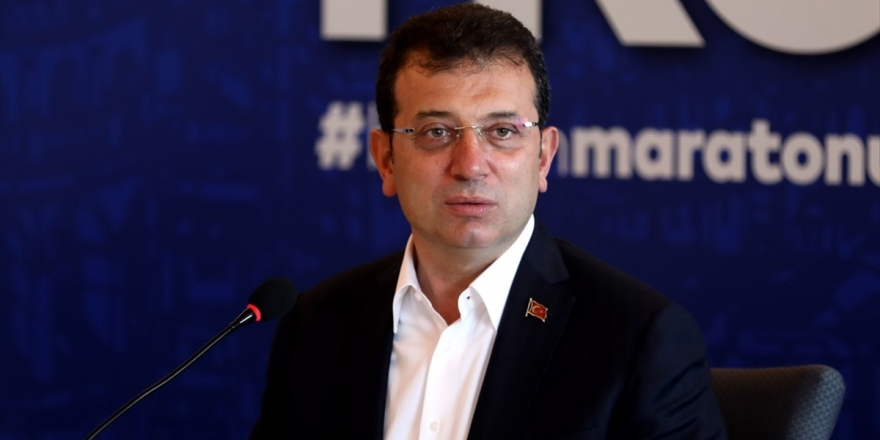 İBB Başkanı İmamoğlu'nun Kovid-19 Testi Pozitif Çıktı