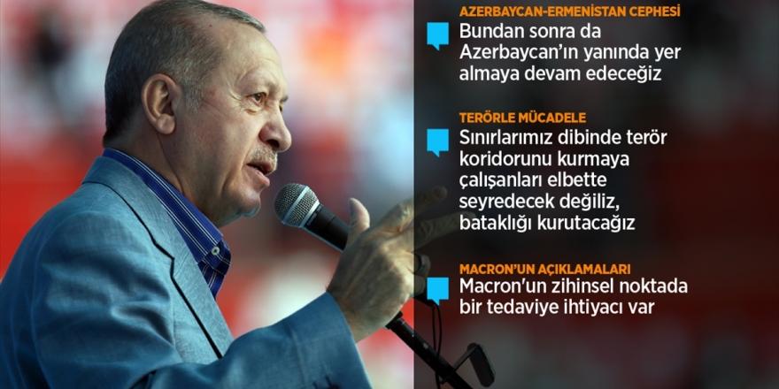 Cumhurbaşkanı Erdoğan: Avrupa, Müslümanlara Karşı Açtığı Cepheyle Kendi Sonunu Hazırlıyor