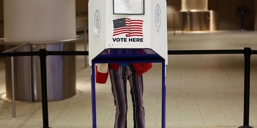ABD'de Başkanlık Seçimleri İçin Şu Ana Kadar 56 Milyondan Fazla Oy Kullanıldı