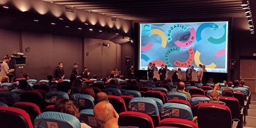 'Gölgeler İçinde' 8. Boğaziçi Film Festivali Kapsamında Sinemaseverlerle Buluştu