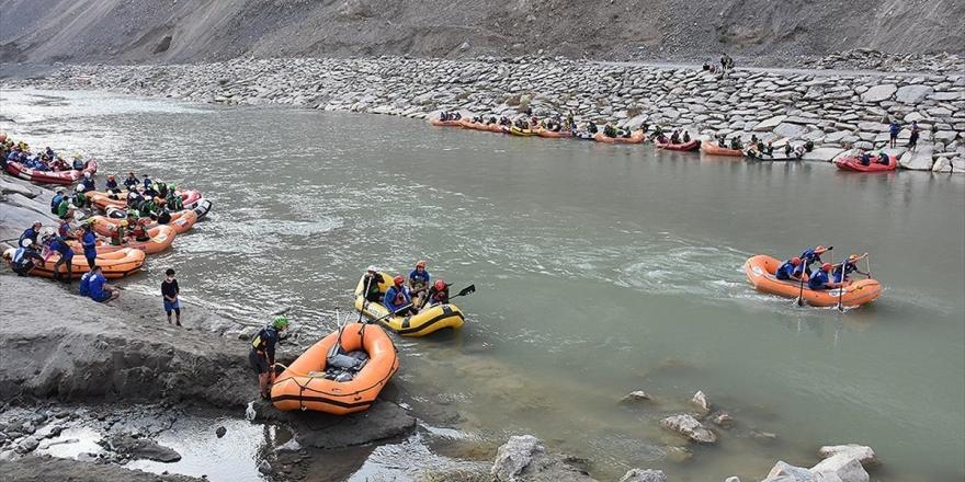 Türkiye Rafting Federasyonu Başkanı Yardımcı: Terörden Temizlenen Sahaları Sporla Doldurmak İçin Buradayız