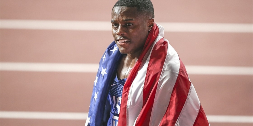 Dünya Şampiyonu Atlet Coleman'a 2 Yıl Men Cezası