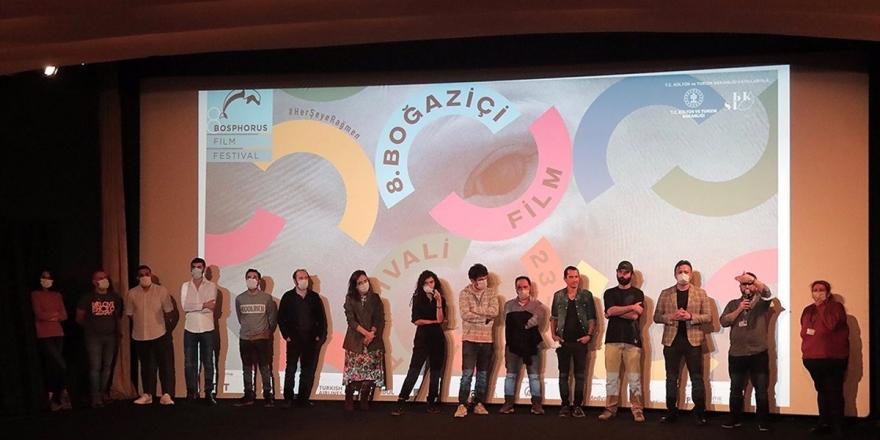 8. Boğaziçi Film Festivali'nde Ulusal Yarışma Filmlerine Seyirciden Büyük İlgi