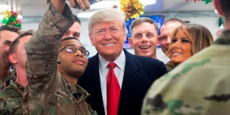 Trump'tan beklenmedik ziyaret