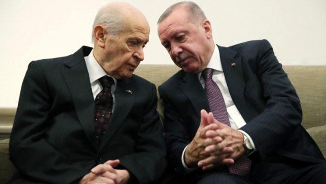 Erdoğan'dan Bahçeli'nin askıda ekmek kampanyasına ilginç yorum: Ya böyle bir şey var mı Türkiye'de