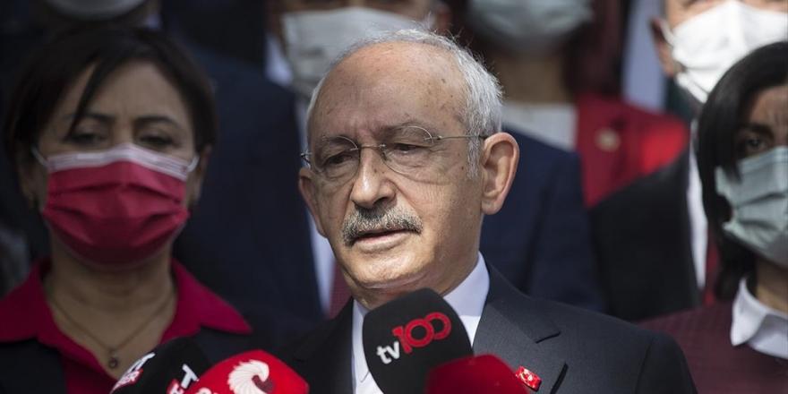 CHP Genel Başkanı Kemal Kılıçdaroğlu: Cumhuriyetimizi Demokrasiyle Taçlandırmak Zorundayız