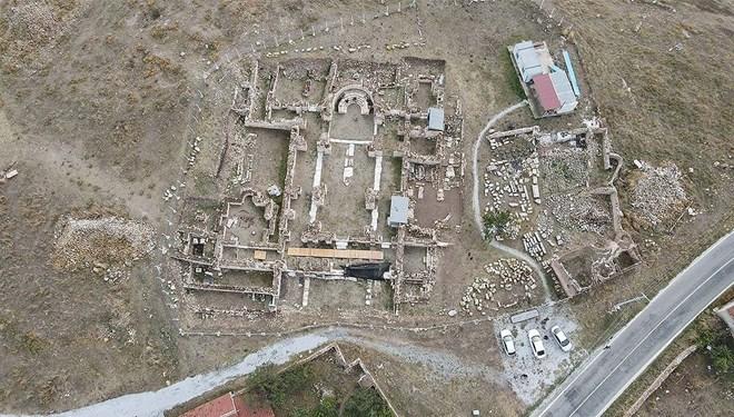 Amorium Antik Kenti'nde Osmanlı izleri