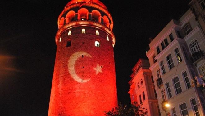 Patara Antik Kenti'ndeki 29 Ekim konseri Galata Kulesi'nden canlı izlenecek