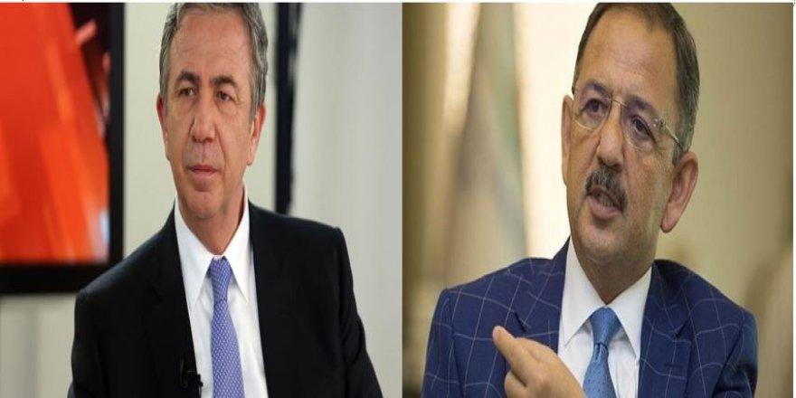 Ankara'da son anketler açıklandı: Mansur Yavaş'ın oyu kaç?