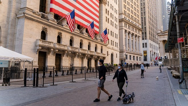 ABD ekonomisi üçüncü çeyrekte rekor seviyede büyüdü