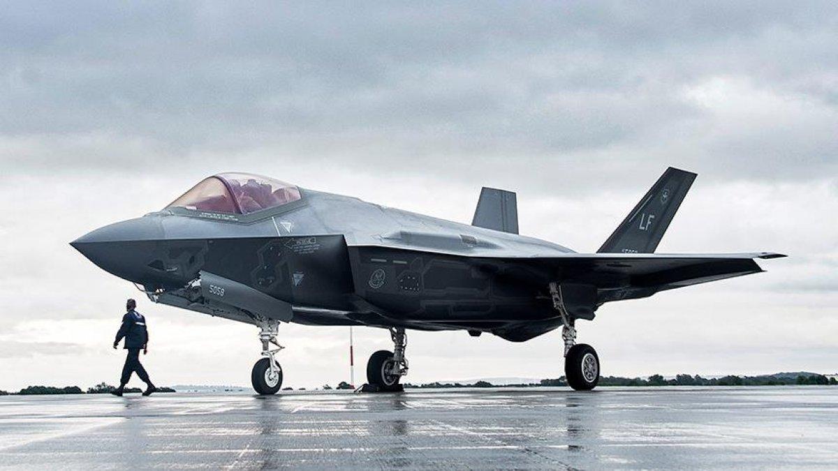 Trump BAE'ye F-35 satışını hızlandırmak istiyor