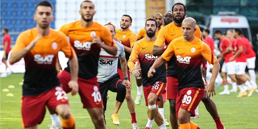 Galatasaray'ın Konuğu Mke Ankaragücü