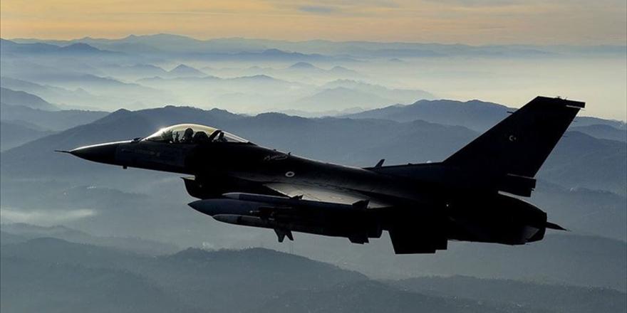 Irak'ın Kuzeyinde Eylem Hazırlığındaki 8 Terörist Etkisiz Hale Getirildi