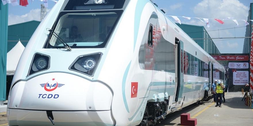 'Milli Trenler'in Üretiminde Geri Sayım