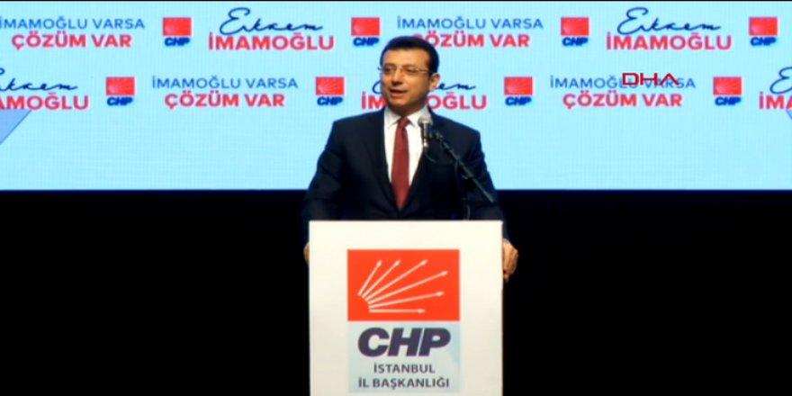 Ekrem İmamoğlu: İstanbul Ankara'dan yönetilemez