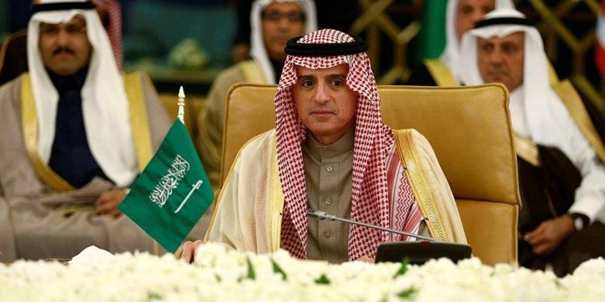 Suudi Arabistan'da dışişleri bakanı değişti!