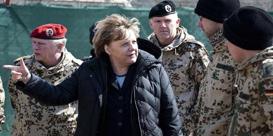 Alman ordusu AB vatandaşlarından asker almayı planlıyor