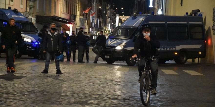 Avrupa'da Kovid-19 Vakaları Hızla Artmaya Devam Ediyor