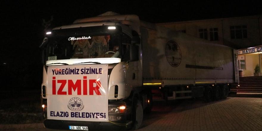 'Türkiye İzmir İçin Tek Yürek'