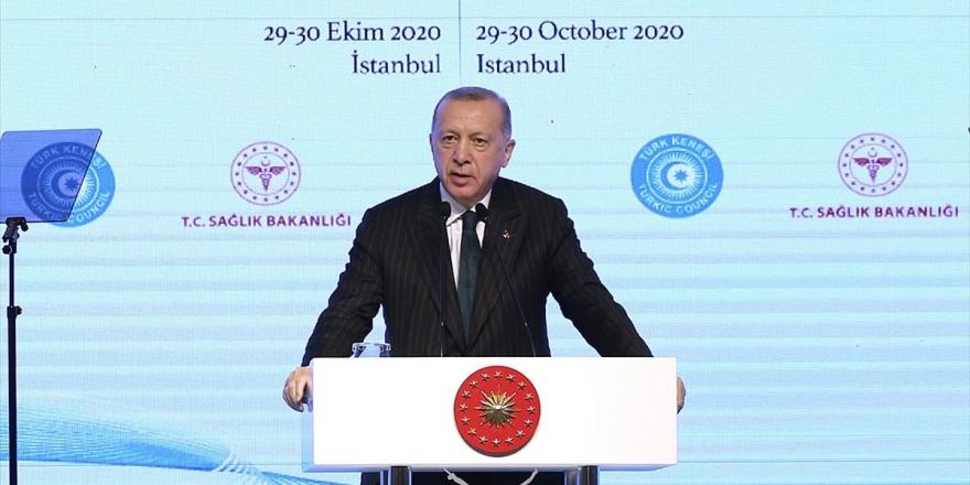 Cumhurbaşkanı Erdoğan: Kurtarma Çalışmalarının Bir An Önce Sonuçlanması İçin Tüm İmkanları Seferber Ettik