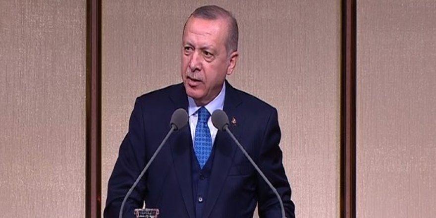 Cumhurbaşkanı Erdoğan'dan Kılıçdaroğlu'na yanıt: Ben, senin Cumhurbaşkanın olmaya meraklı değilim