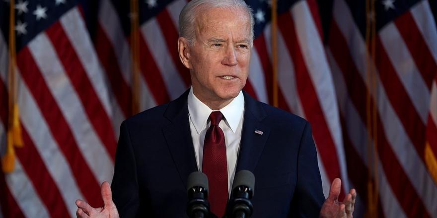 """Biden: """"Geçiş konusunda Trump yönetimine karşı yasal işlem başlatılmasını reddetmedim"""""""