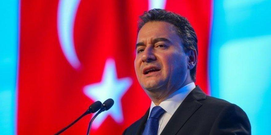 Babacan: Mafya Siyaseti Dizayn Ederken, Erdoğan ittifak Derdinde