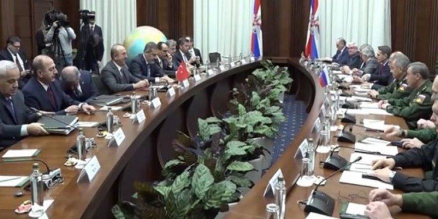 Rusya'daki kritik toplantı sona erdi, İşte ilk açıklama!