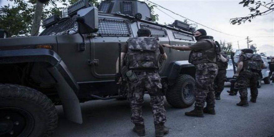 ANKARA'DA DEAŞ OPERASYONU: YABANCI UYRUKLU 30 KİŞİ  GÖZALTINA ALINDI