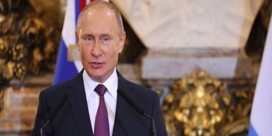 Putin'den Erdoğan ve Trump'a Yeni Yıl Mesajı