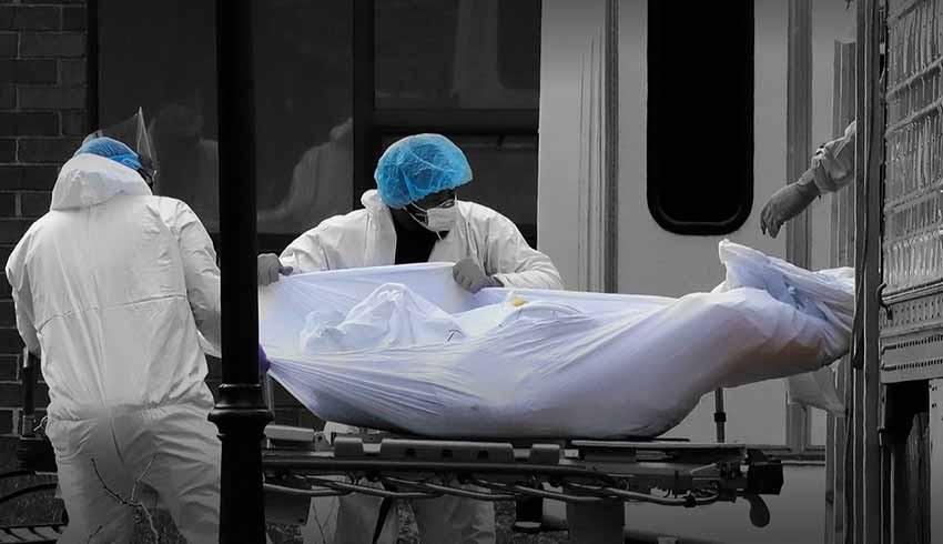 Koronavirüste Vefat Sayısında Korkutan Artış
