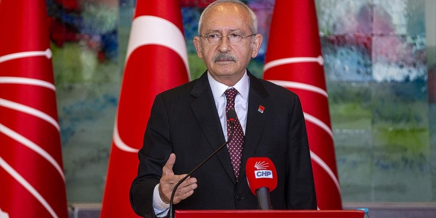 Kılıçdaroğlu: 3600 Ek Göstergeyi Bekleyen 100 Bin Öğretmen Var