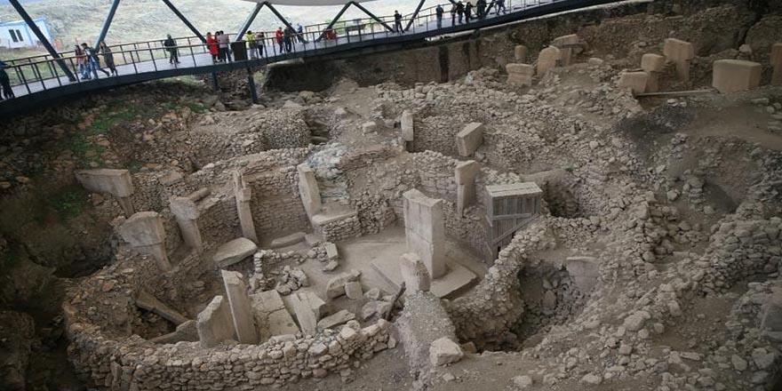 Göbeklitepe UNESCO Dünya Mirası Listesi'ne girdi